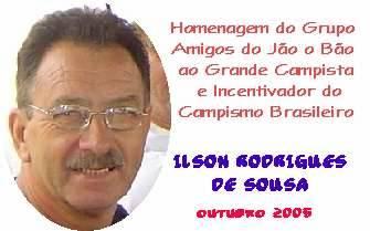 Nota De Falecimento   Sr  Ilson Rodrigues Sousa